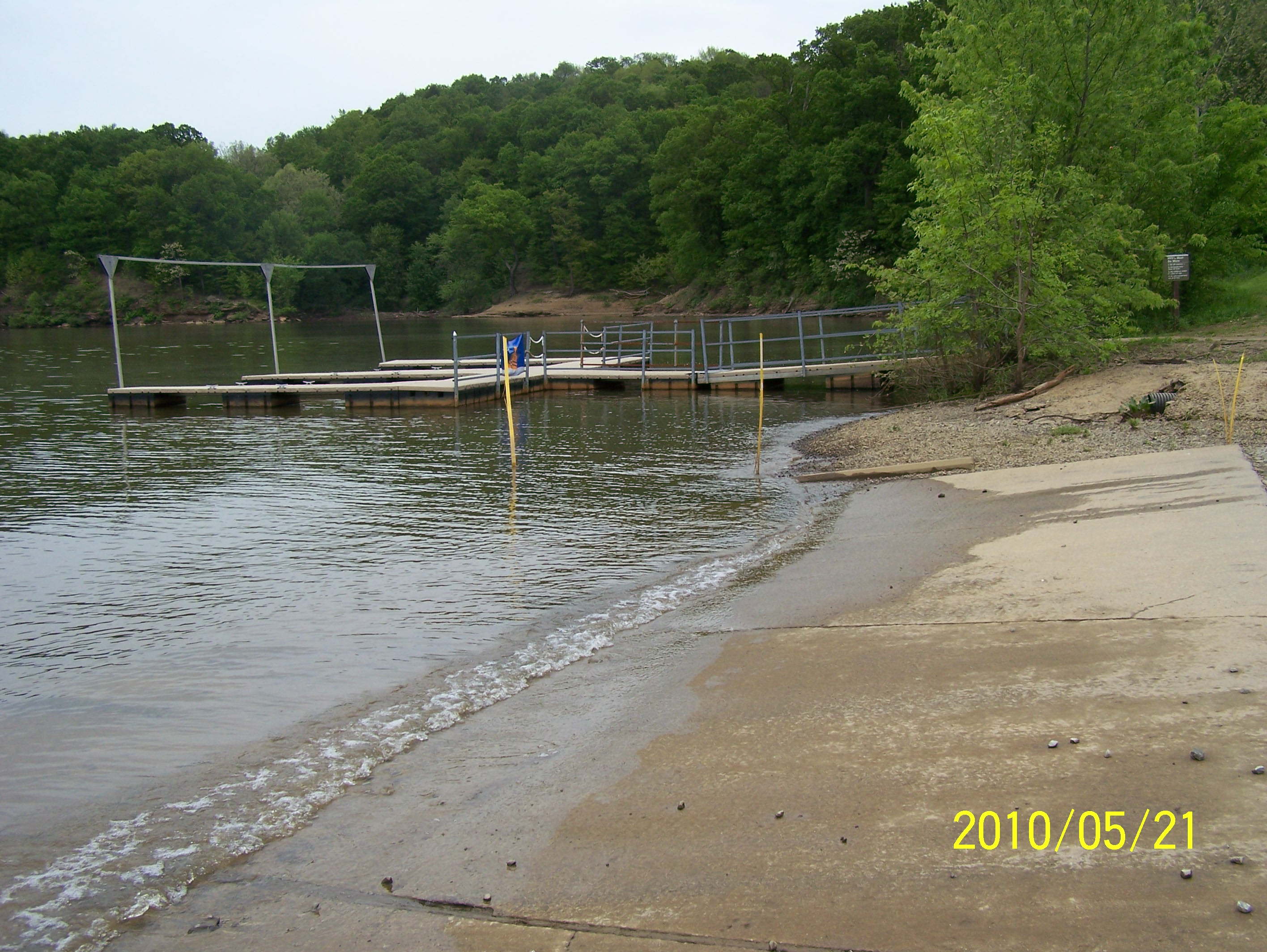 Expand Existing Boat Ramps